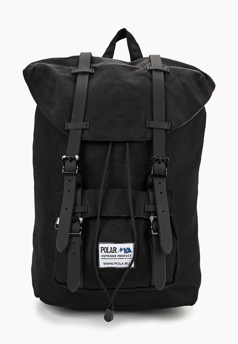 Городской рюкзак Polar 17211 Black: изображение 1