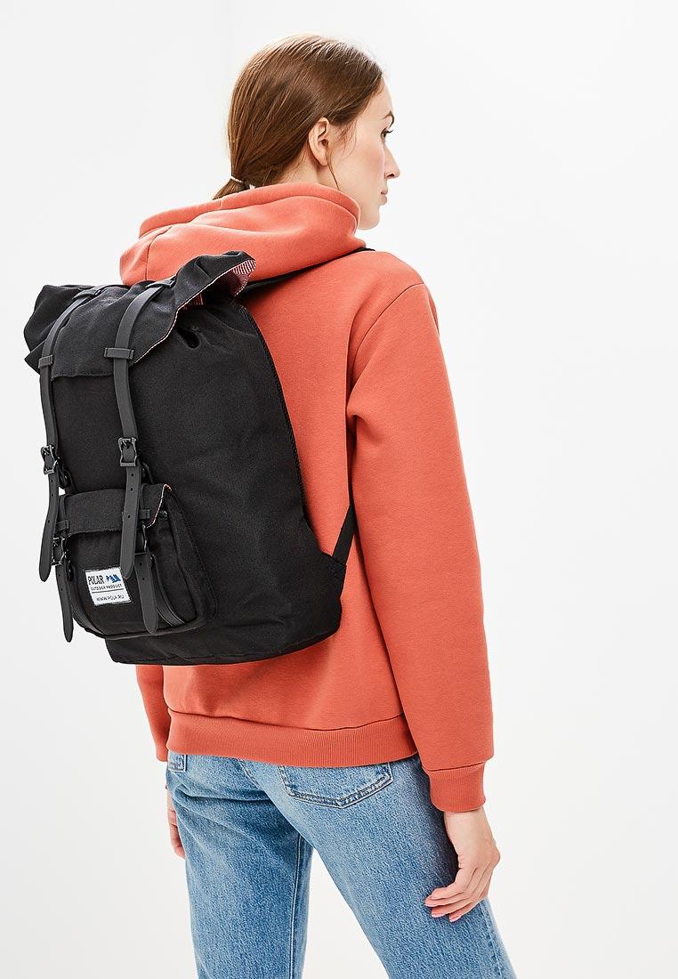 Городской рюкзак Polar 17211 Black: изображение 4