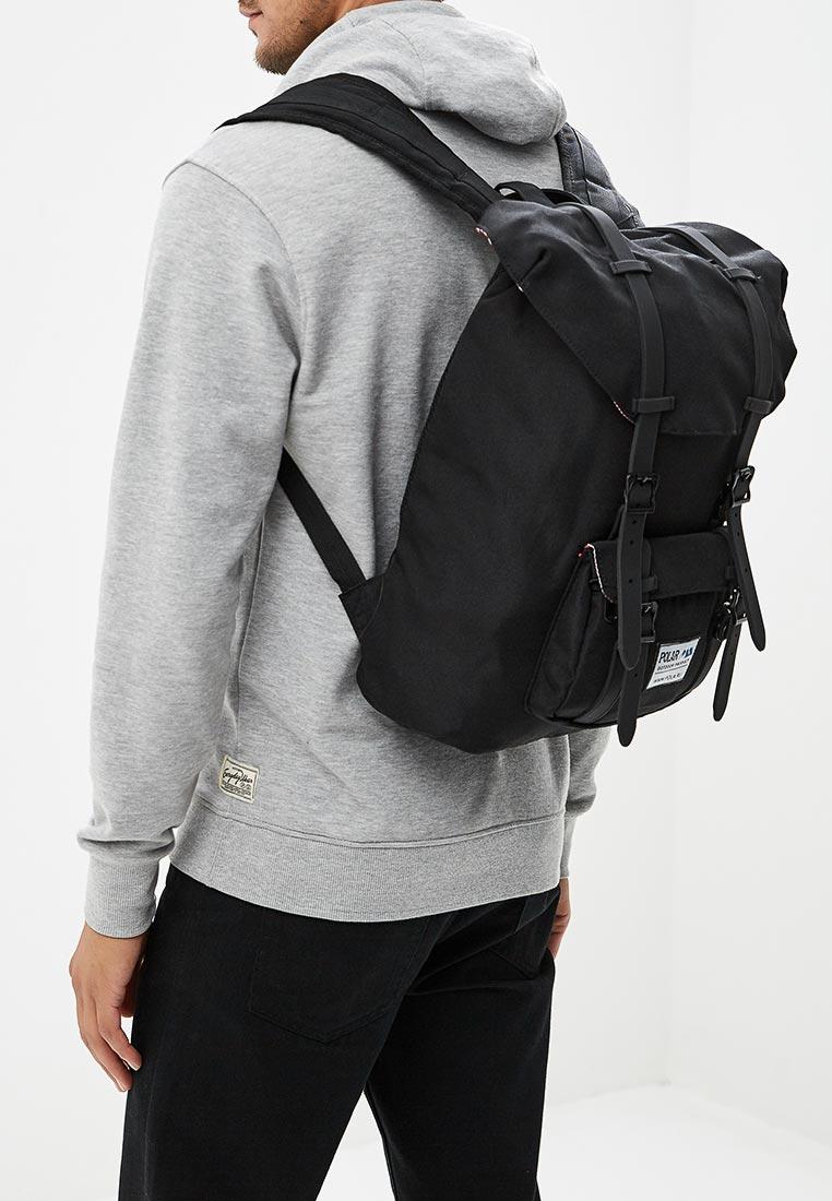 Городской рюкзак Polar 17211 Black: изображение 5