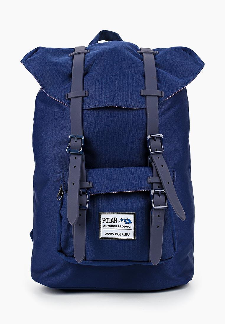 Городской рюкзак Polar 17211 Blue