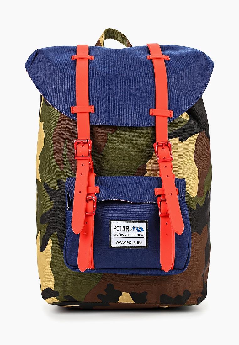 Городской рюкзак Polar 17211 Brown