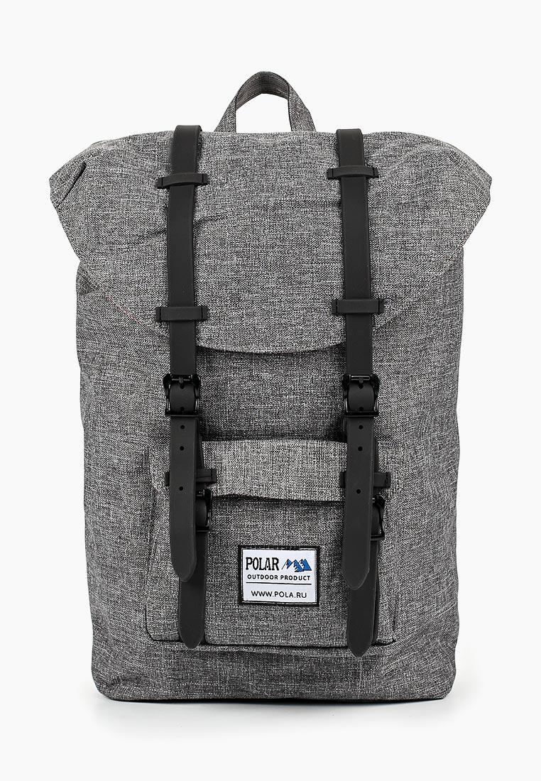 Городской рюкзак Polar 17211 Grey