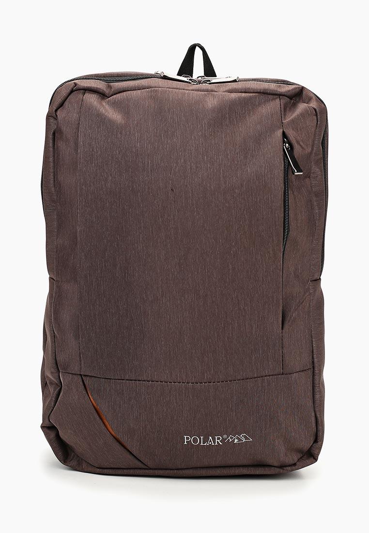 Городской рюкзак Polar П0045-18 Brown