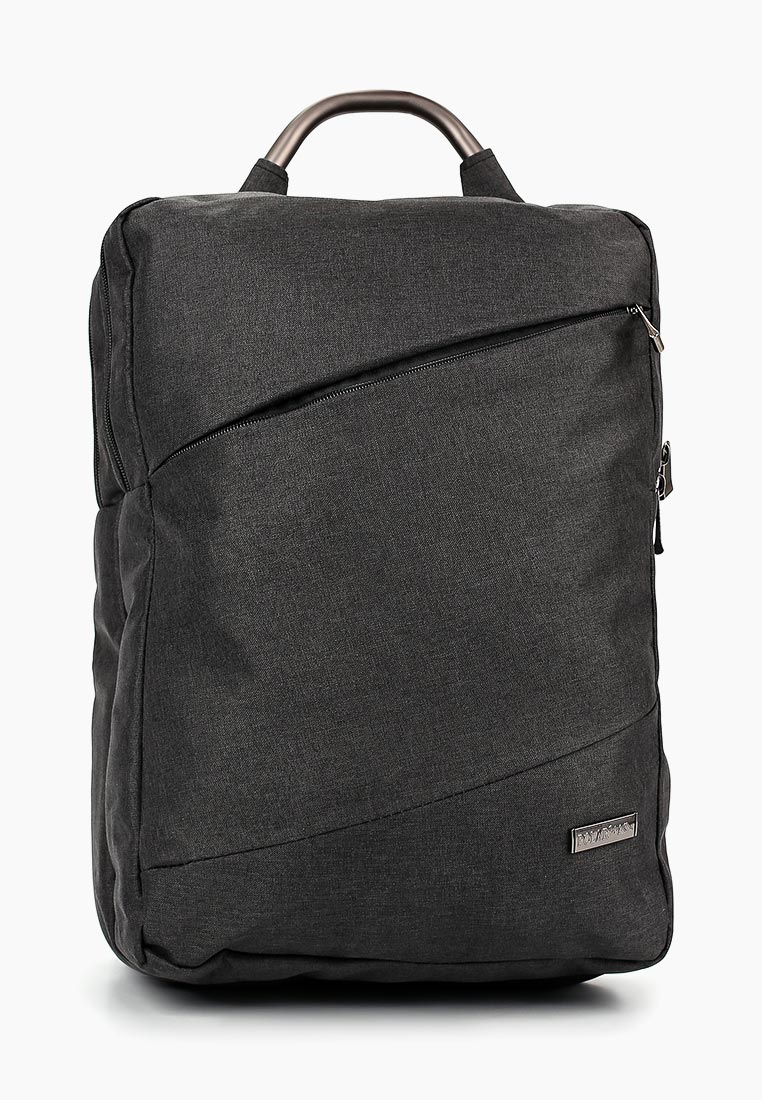 Городской рюкзак Polar П0047-05 Black