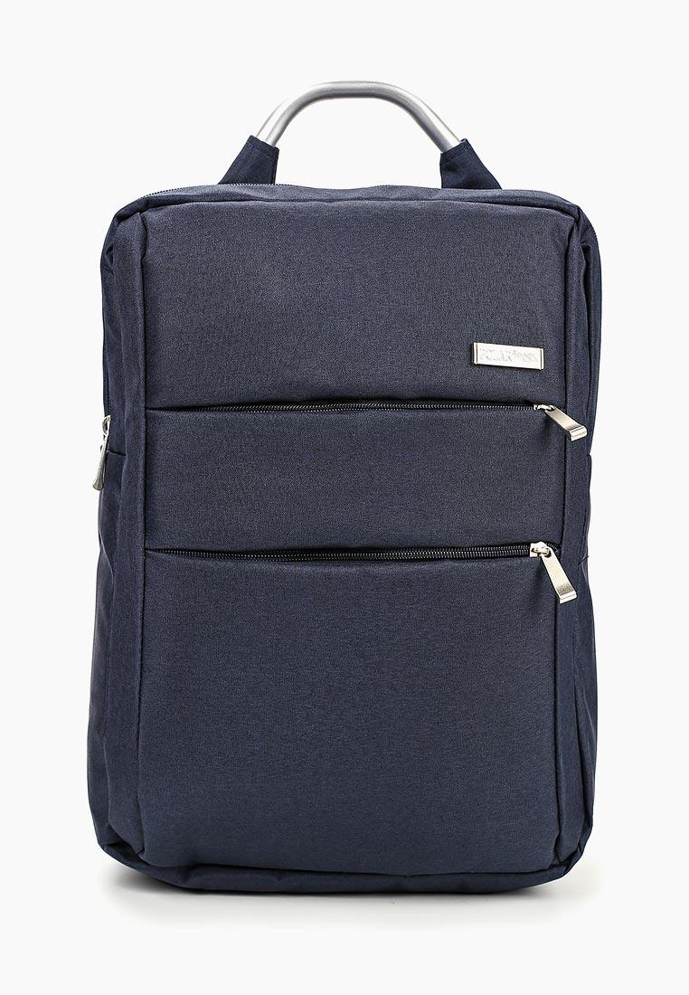 Городской рюкзак Polar П0048-04 Navy