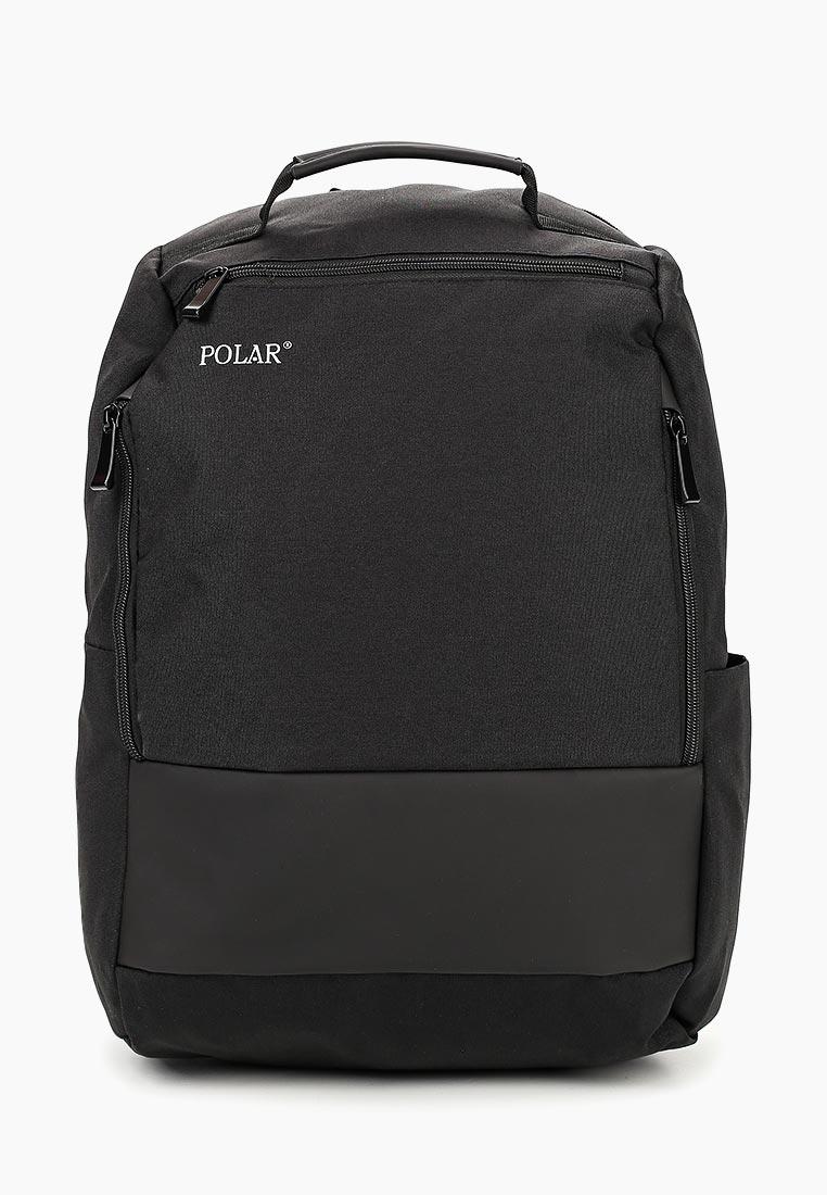 Городской рюкзак Polar П0050-05 Black