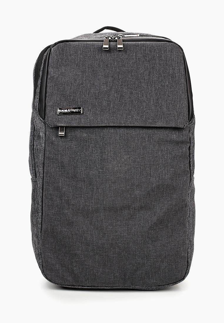 Городской рюкзак Polar П0051-05 Black