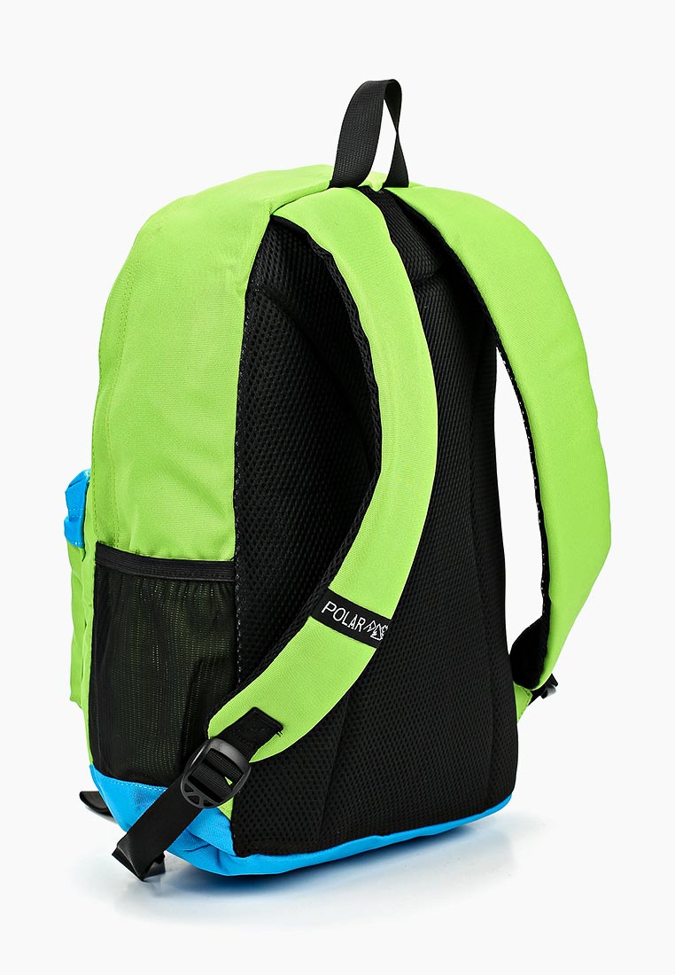 Городской рюкзак Polar 15008 Green-Blue: изображение 2