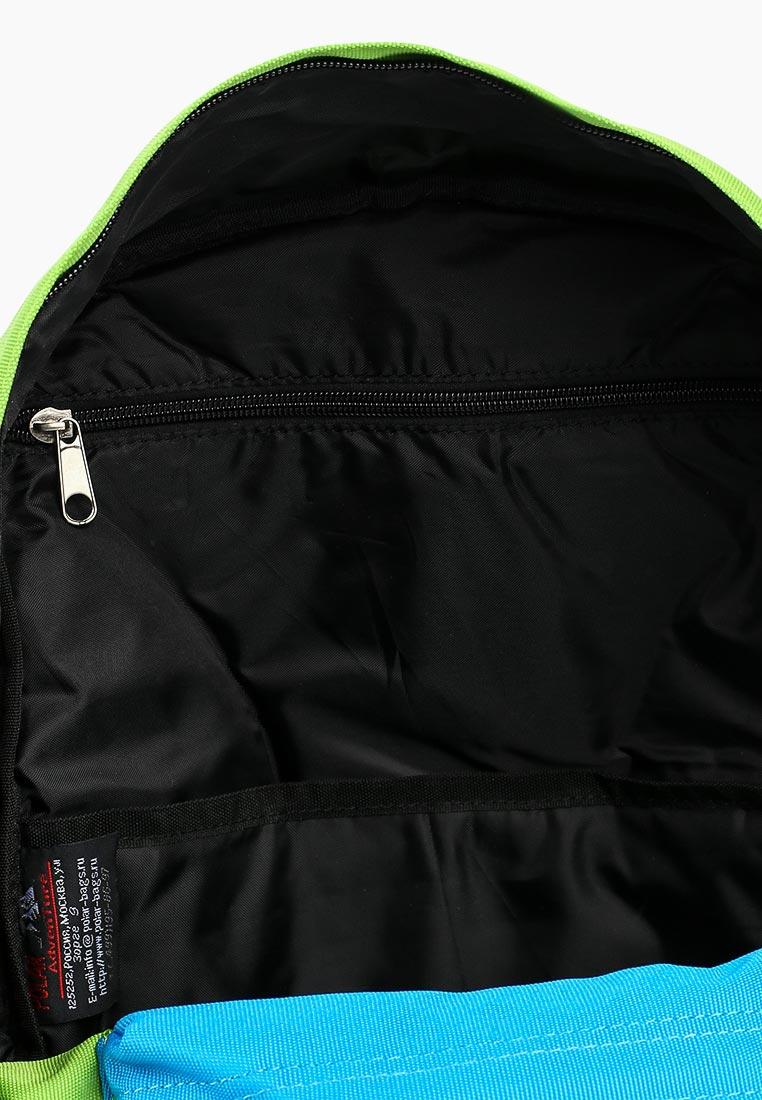 Городской рюкзак Polar 15008 Green-Blue: изображение 3