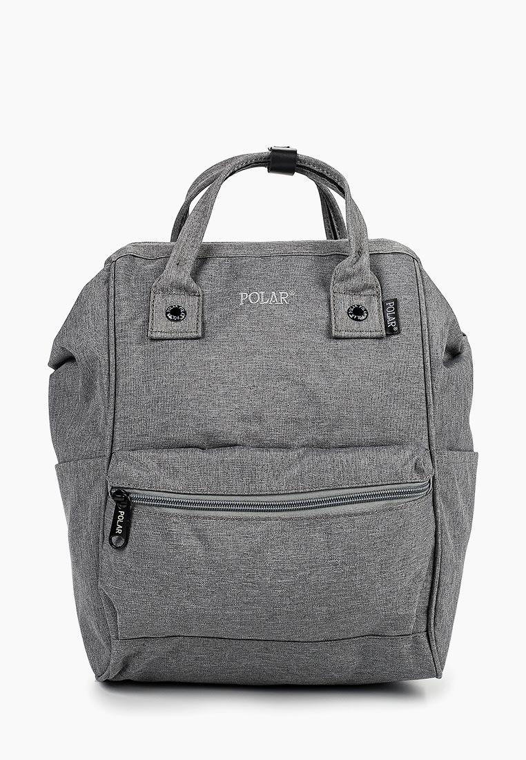 Городской рюкзак Polar 18205 Grey