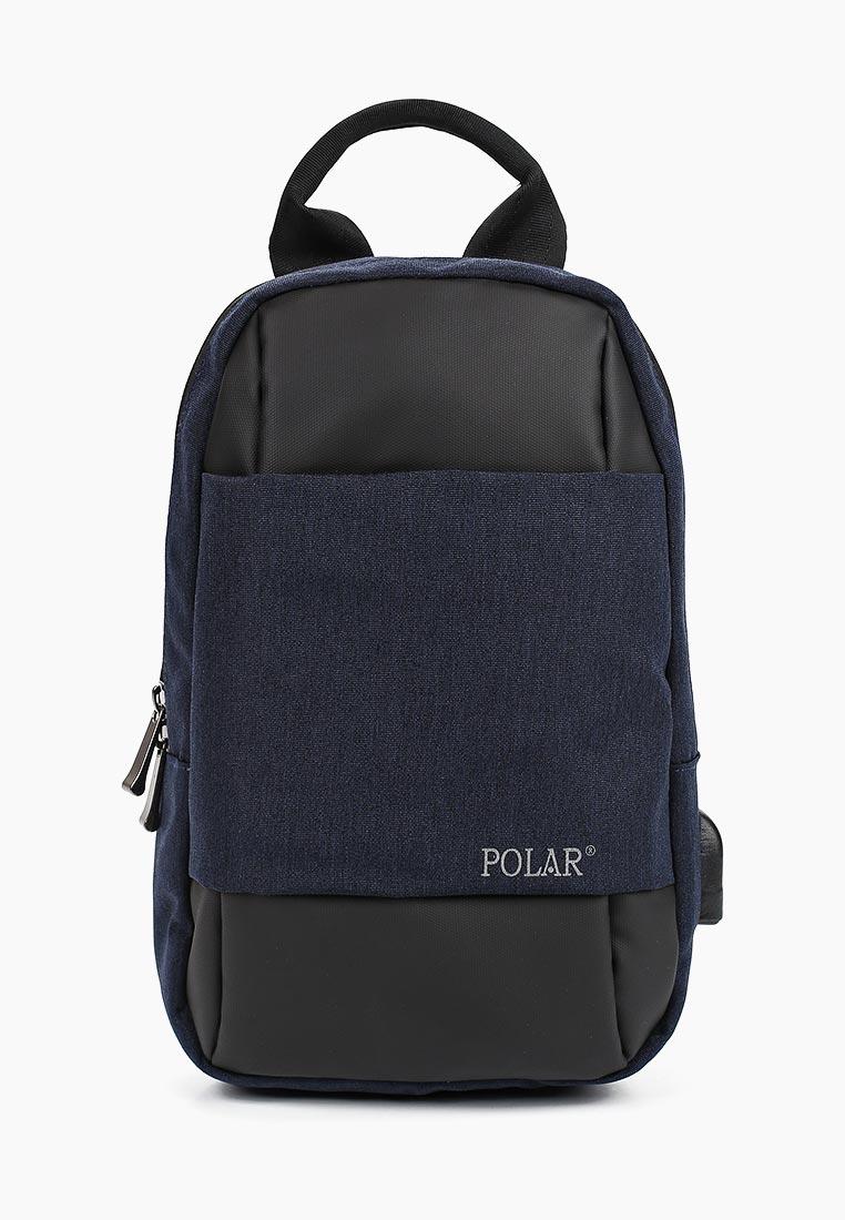 Городской рюкзак Polar П0136-04 Navy