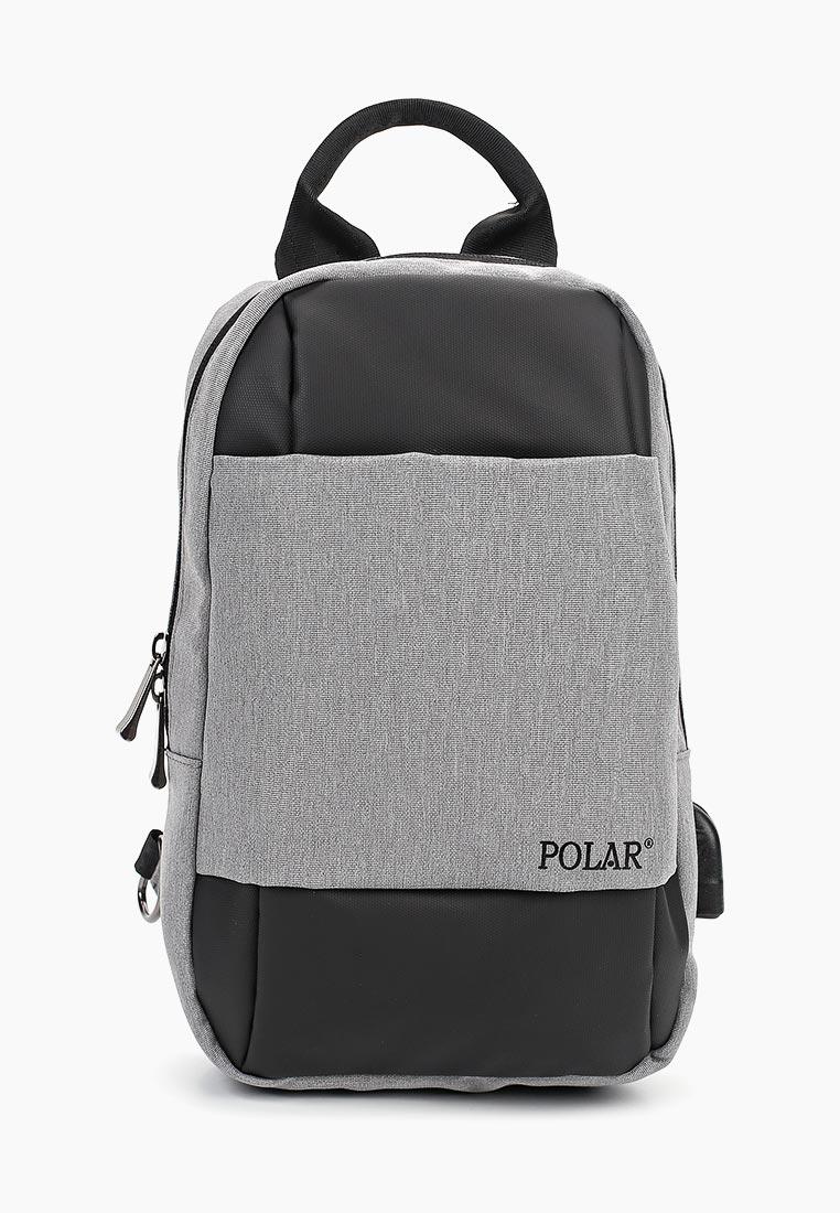 Городской рюкзак Polar П0136-06 Grey