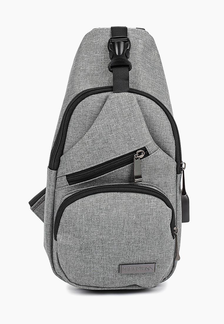 Городской рюкзак Polar П0140-06 Grey