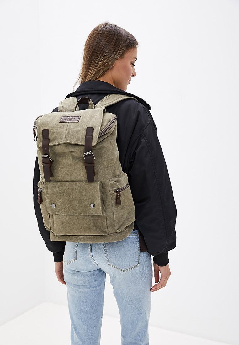 Городской рюкзак Polar П6809-09 Green