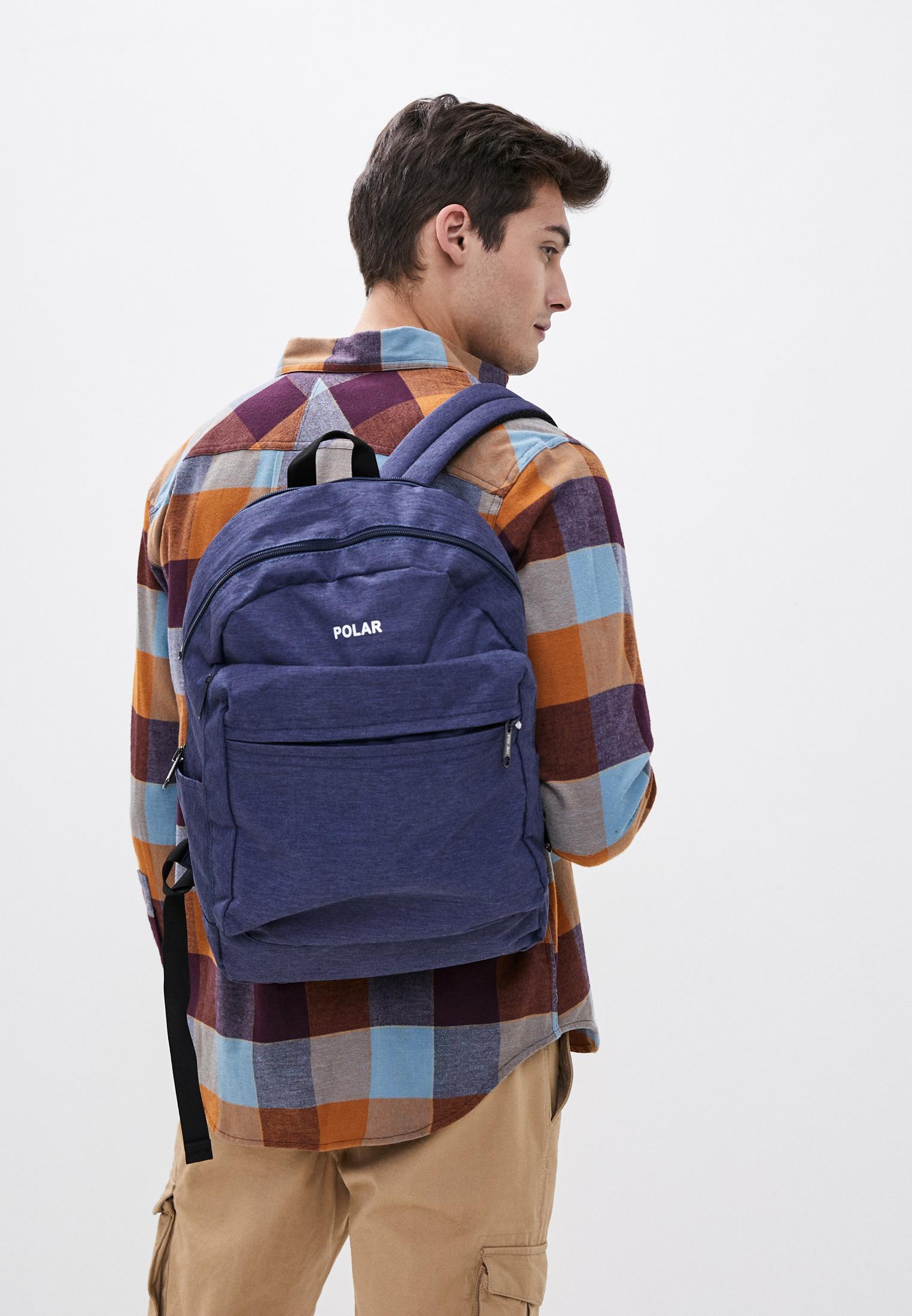 Городской рюкзак Polar 18220 Blue