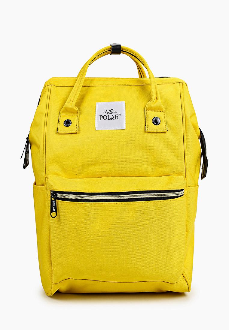 Городской рюкзак Polar 18221 Yellow