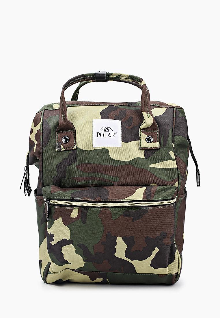 Городской рюкзак Polar 18221 Khaki