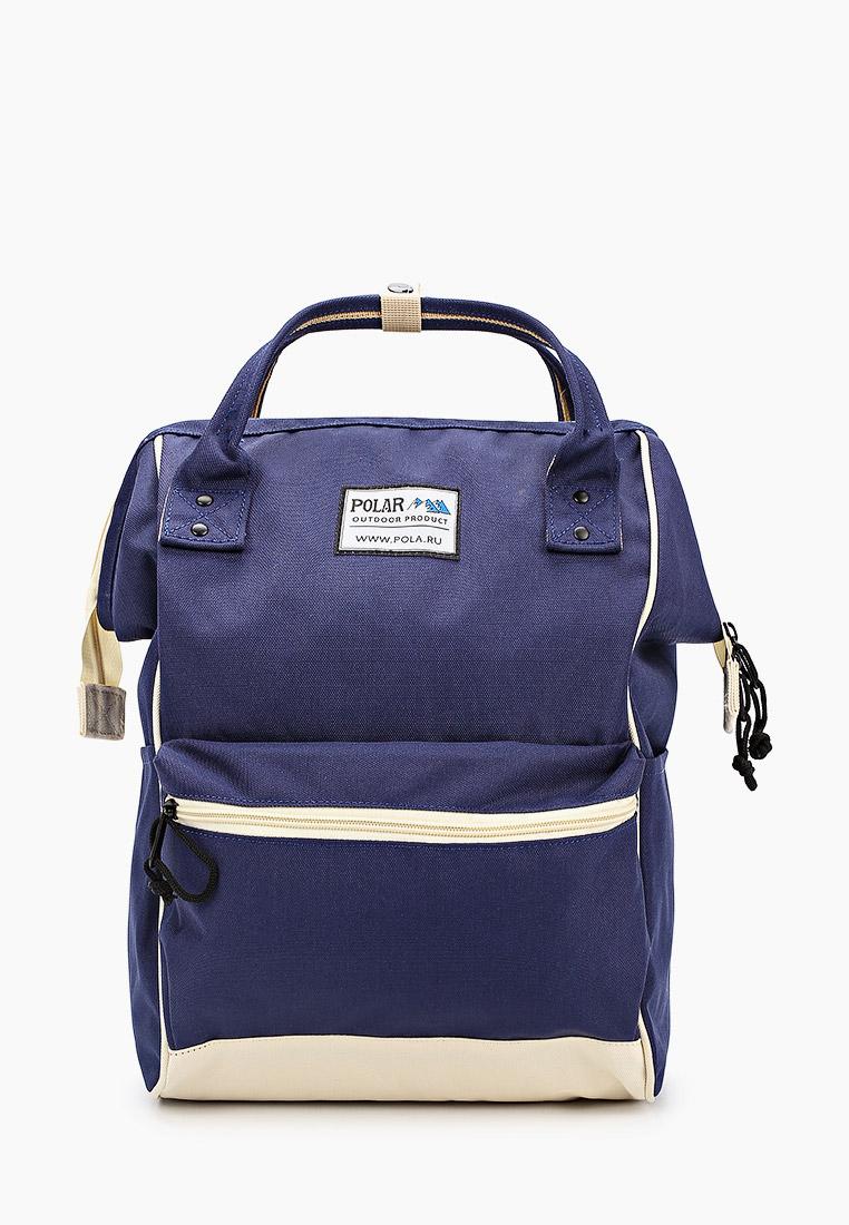 Городской рюкзак Polar 18245 D.Blue