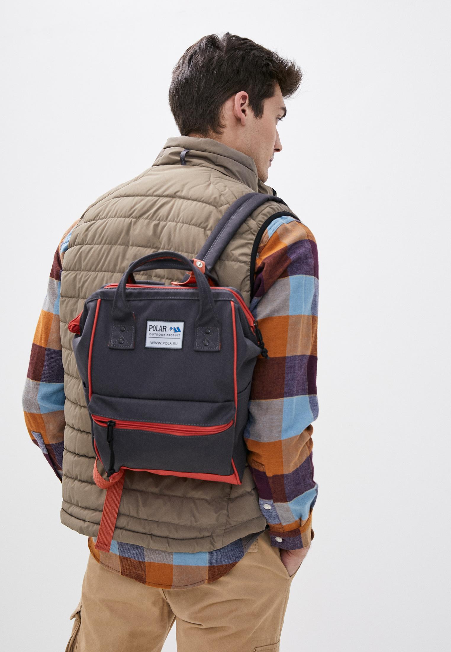 Городской рюкзак Polar 18246 Black