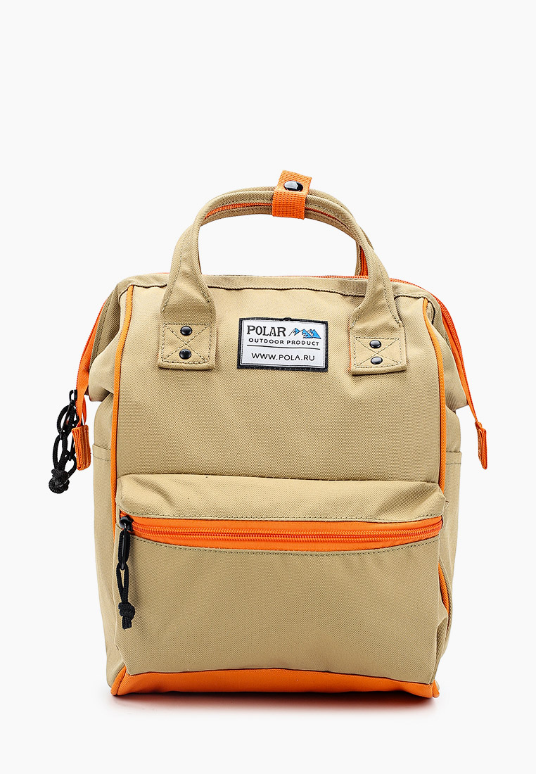 Городской рюкзак Polar 18246 Yellow