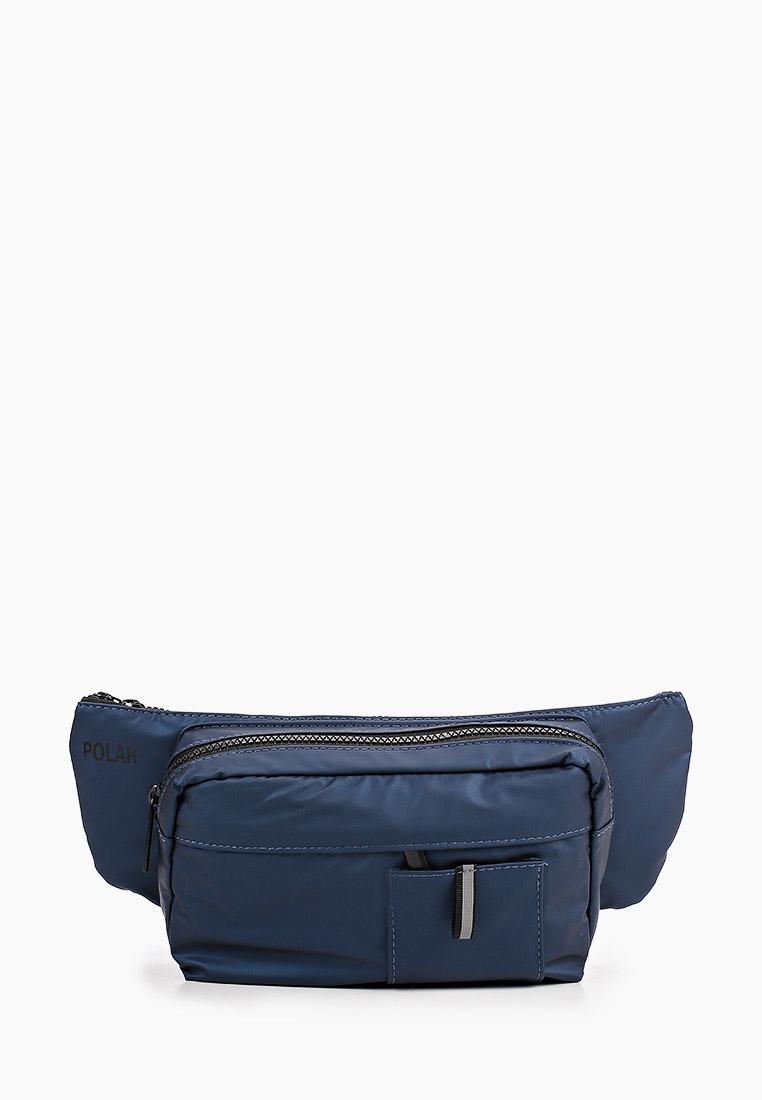 Поясная сумка Polar 18254 Blue