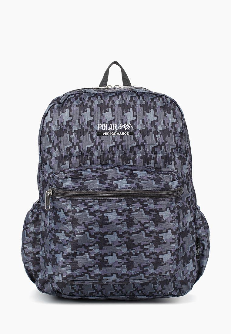 Рюкзак Polar П2320(2133) D.Grey