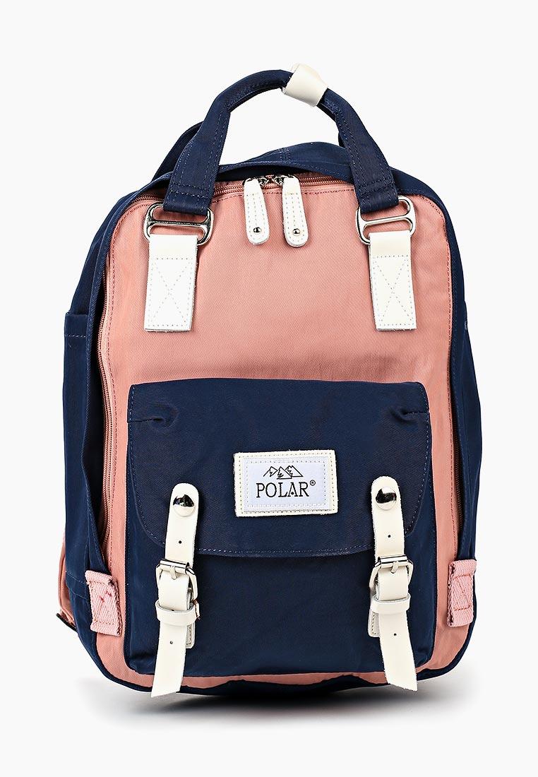 Городской рюкзак Polar 17205 Blue