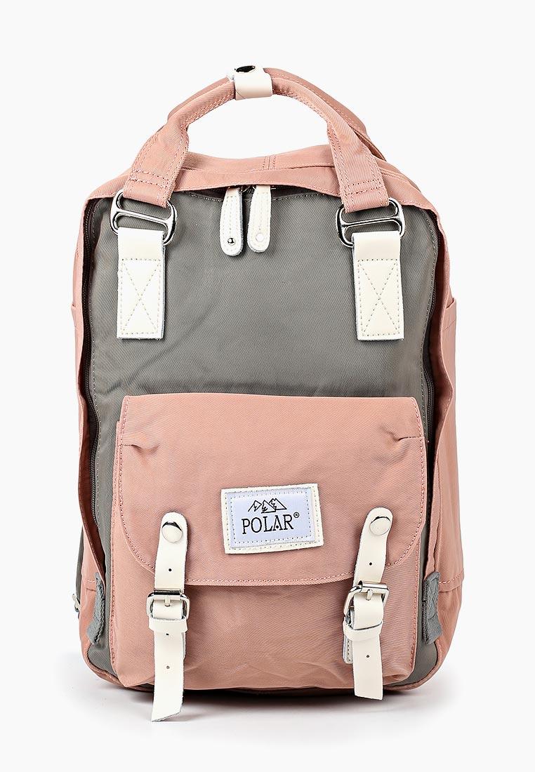 Городской рюкзак Polar 17205 Pink