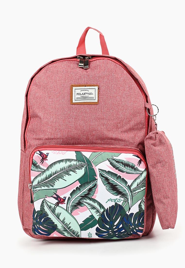 Городской рюкзак Polar П0056-01 Red