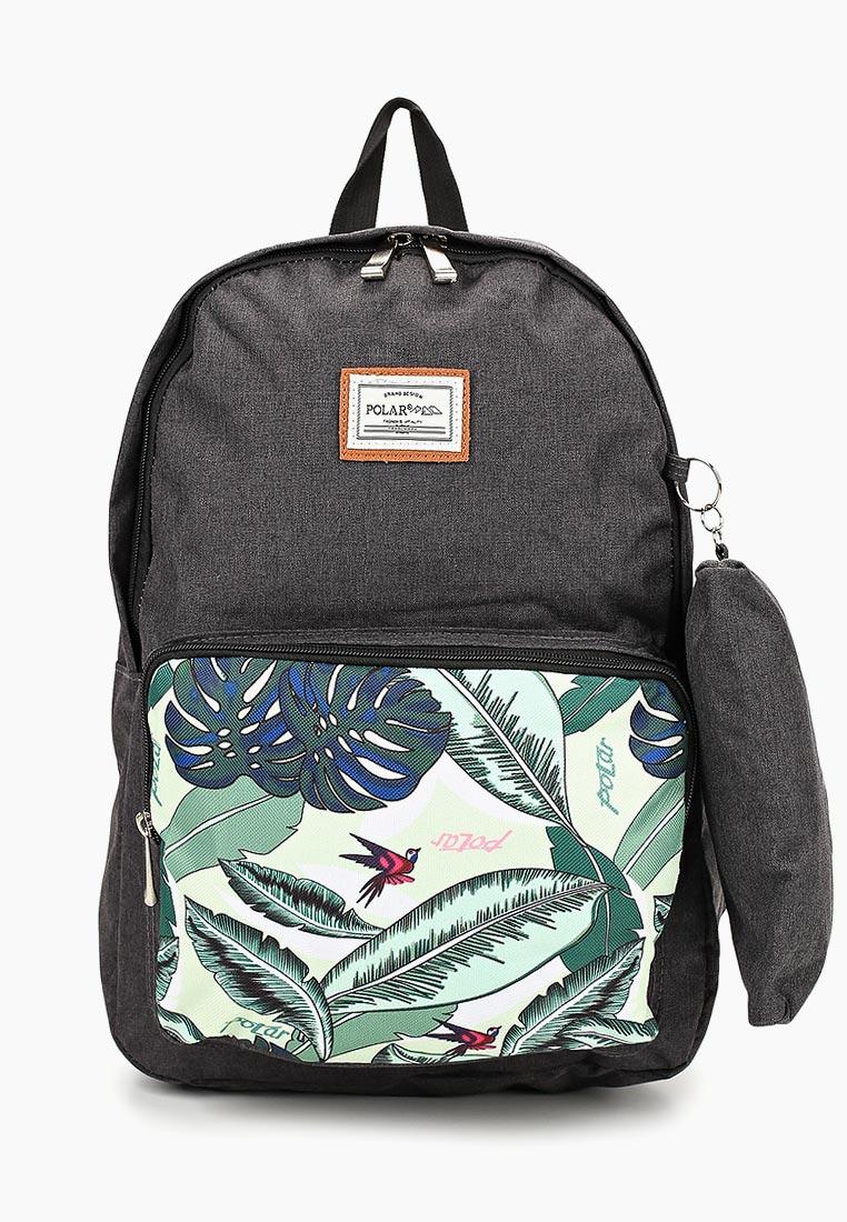 Городской рюкзак Polar П0056-05 Black