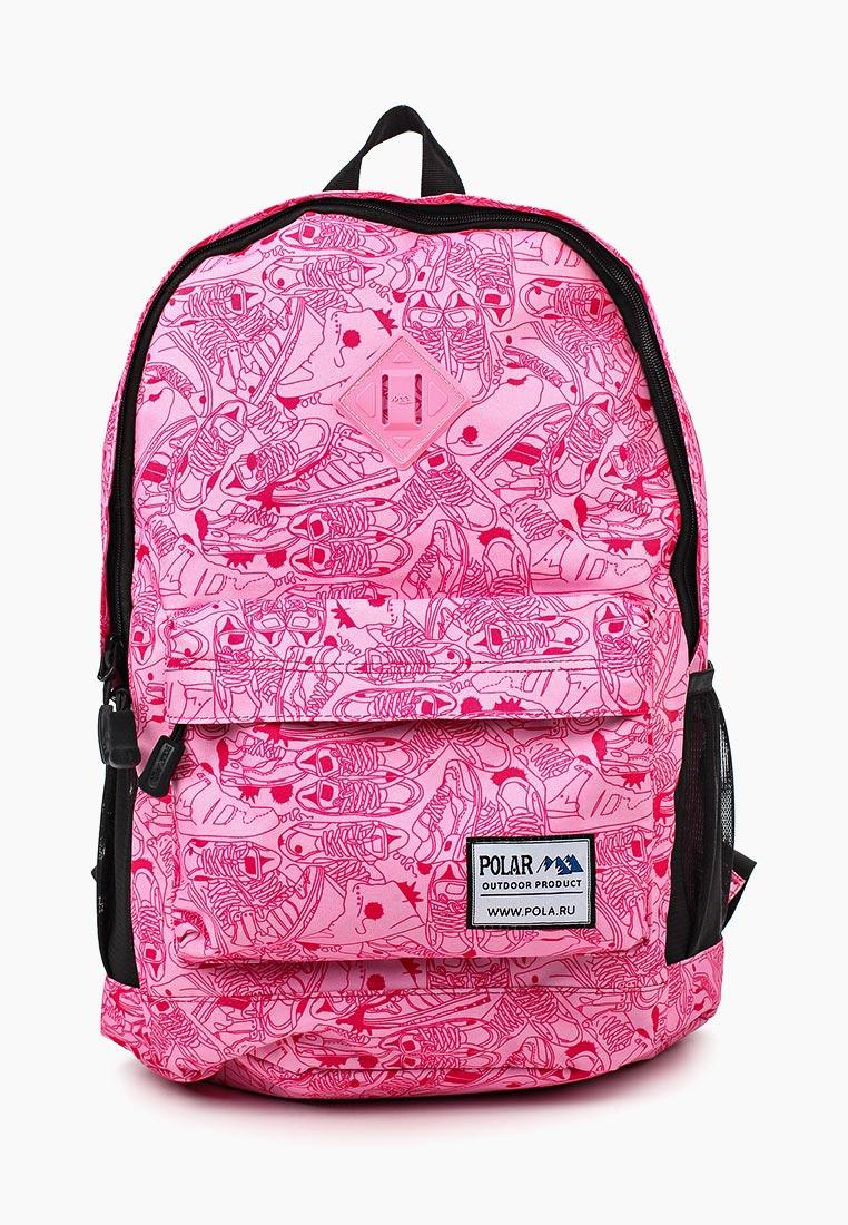 Рюкзак Polar 15008 Pink
