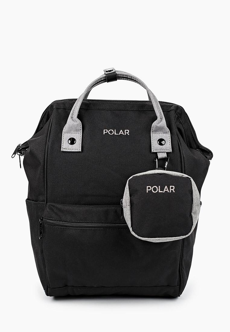 Городской рюкзак Polar 18234 Black/grey