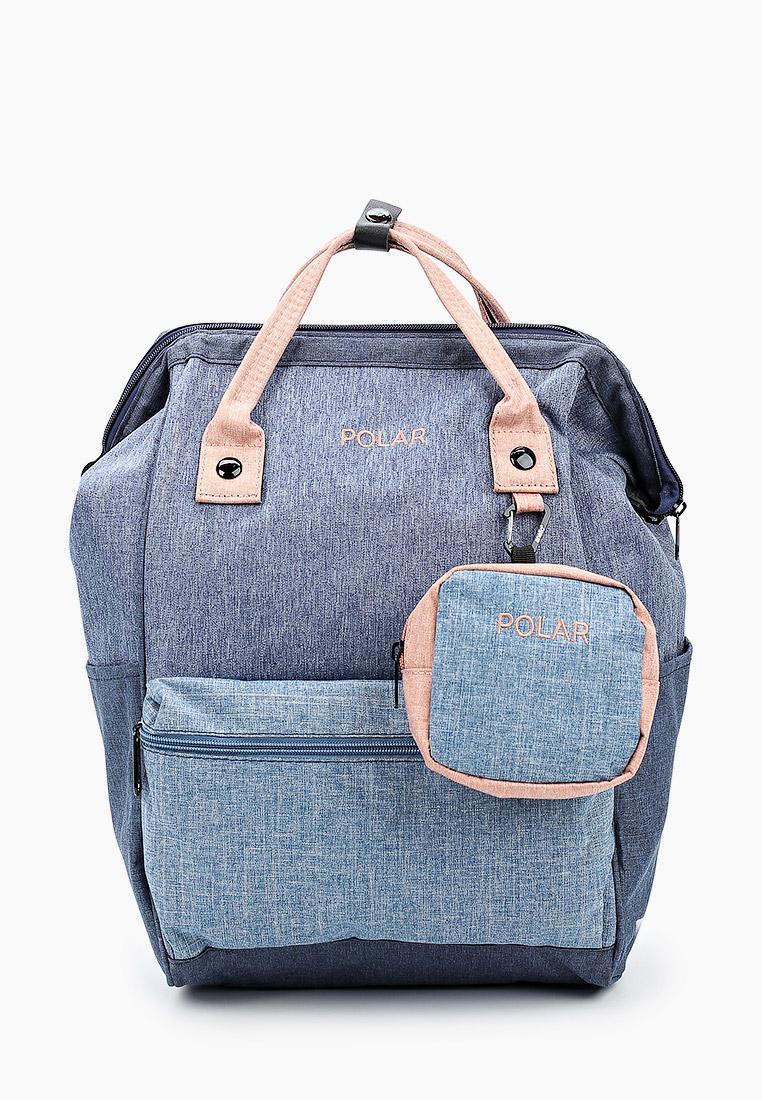 Городской рюкзак Polar 18234 Denim