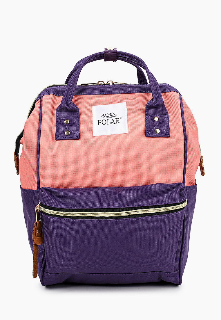 Городской рюкзак Polar 17198 Pink