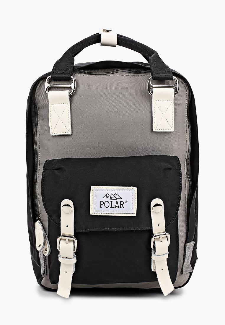 Городской рюкзак Polar 17205 Black