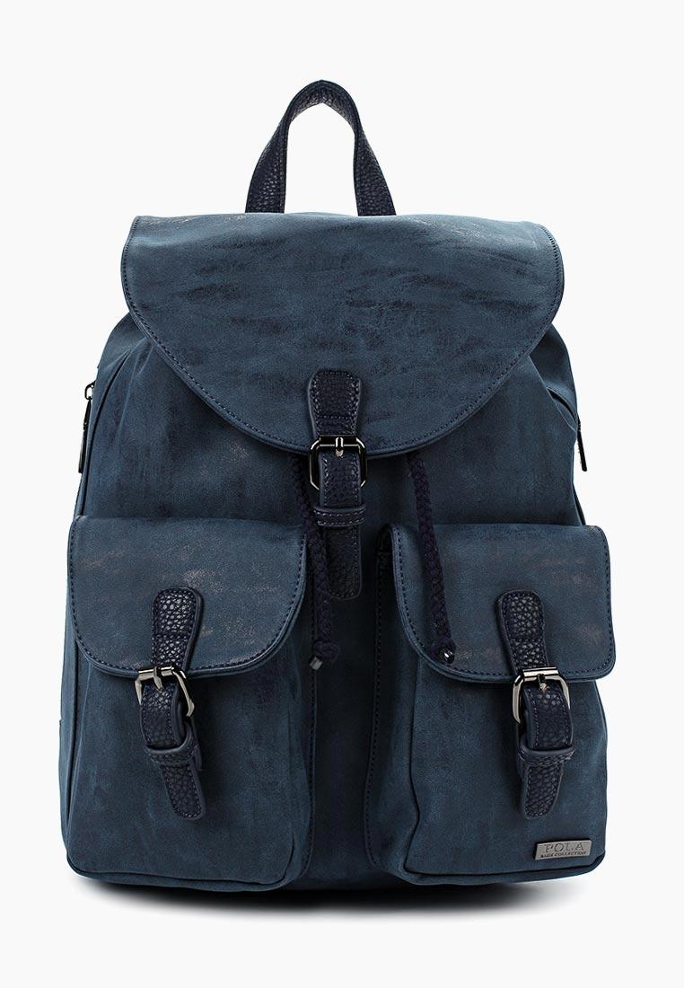 Городской рюкзак Pola 68501 Navy: изображение 1
