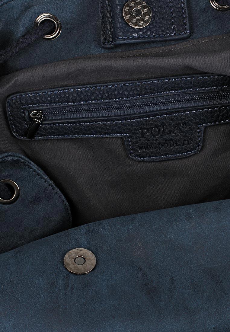 Городской рюкзак Pola 68501 Navy: изображение 3