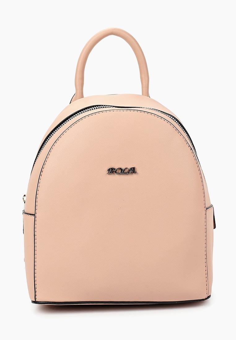 Городской рюкзак Pola 78337 Pink