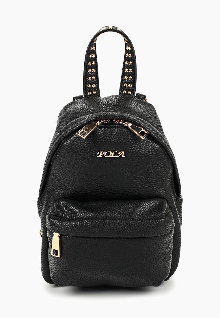 Городской рюкзак Pola 74574 Black