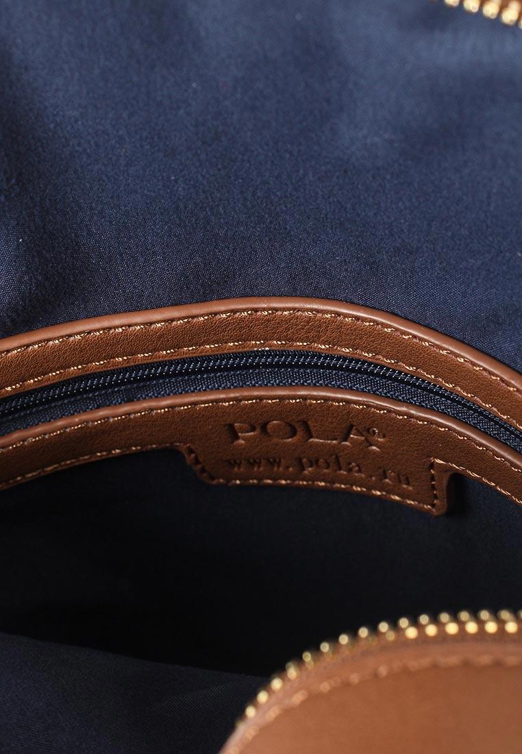 Городской рюкзак Pola 78331 Brown: изображение 3