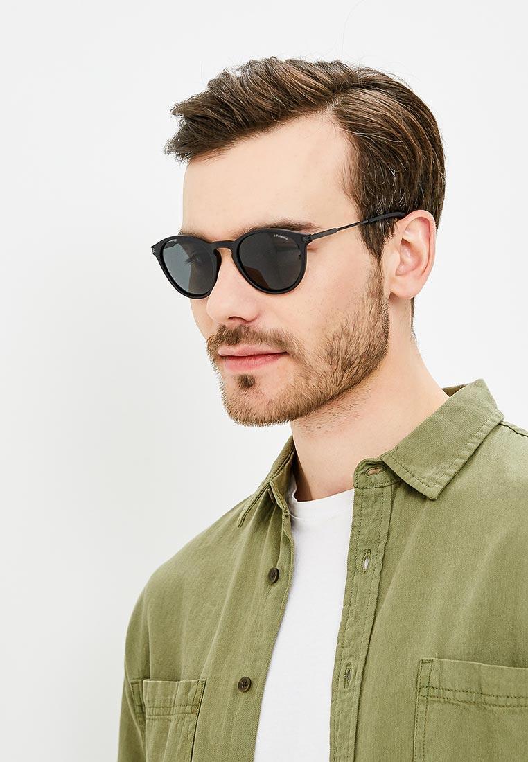02074468ad4 ... Мужские солнцезащитные очки Polaroid PLD 2062 S  изображение 3 ...