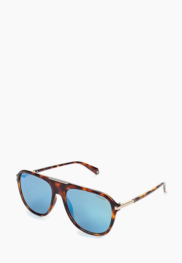 Мужские солнцезащитные очки Polaroid PLD 2070/S/X: изображение 1