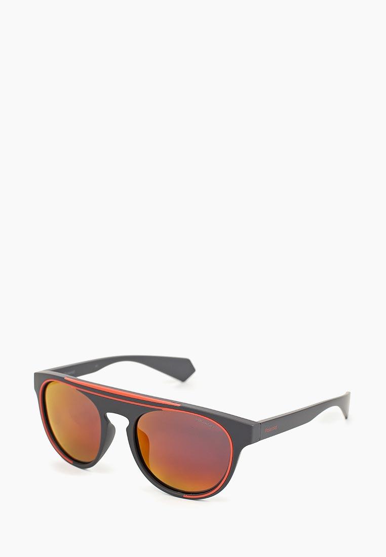 Мужские солнцезащитные очки Polaroid PLD 6064/G/S