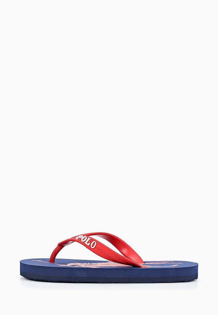 Сланцы для мальчиков Polo Ralph Lauren (Поло Ральф Лорен) RF101714
