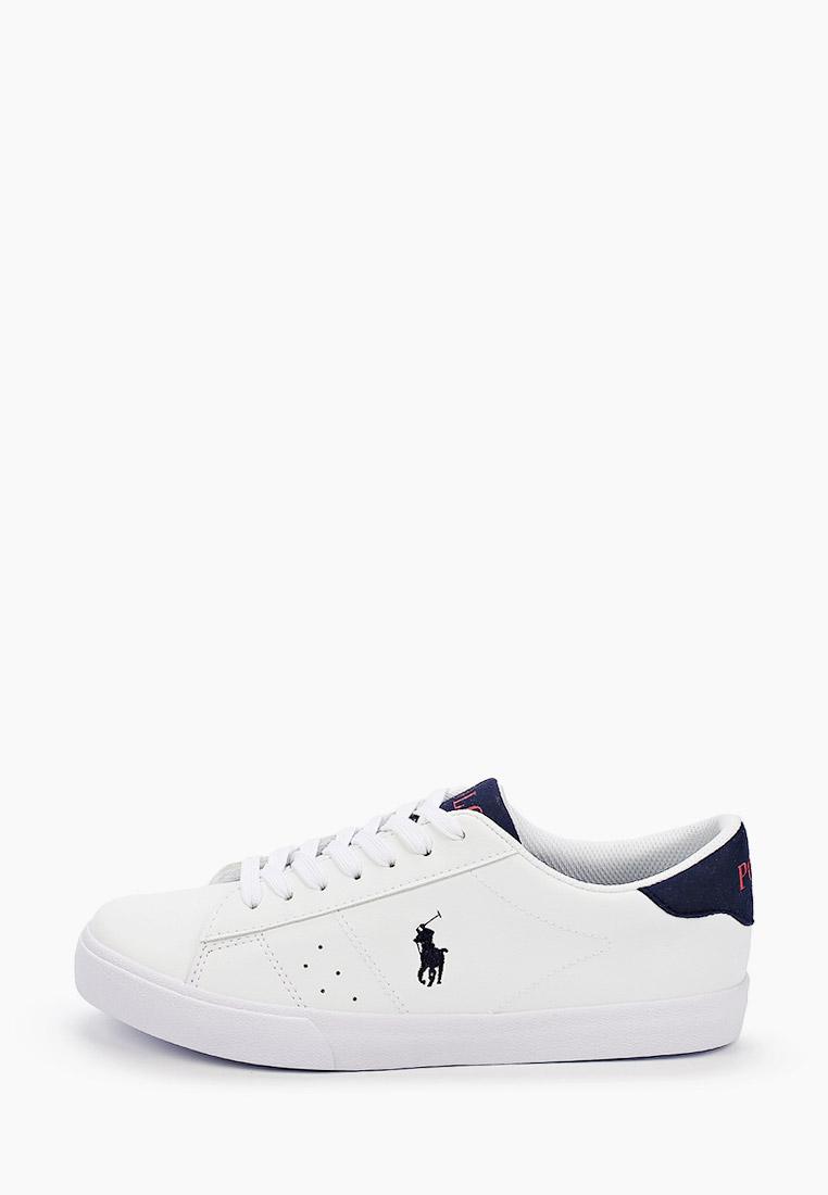 Кеды для мальчиков Polo Ralph Lauren (Поло Ральф Лорен) RF102238