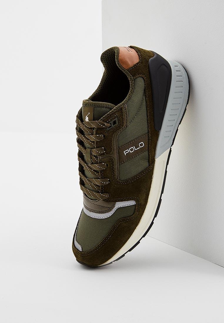 Мужские кроссовки Polo Ralph Lauren (Поло Ральф Лорен) 809669838003: изображение 5