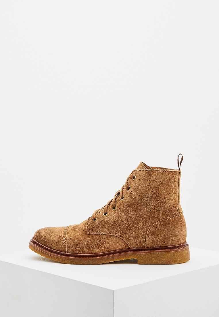 Мужские ботинки Polo Ralph Lauren (Поло Ральф Лорен) 803710908001