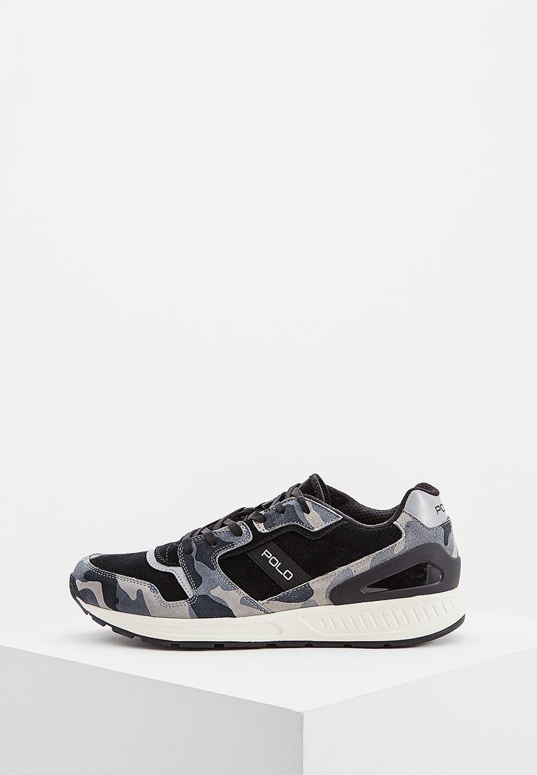 Мужские кроссовки Polo Ralph Lauren (Поло Ральф Лорен) 809710297001