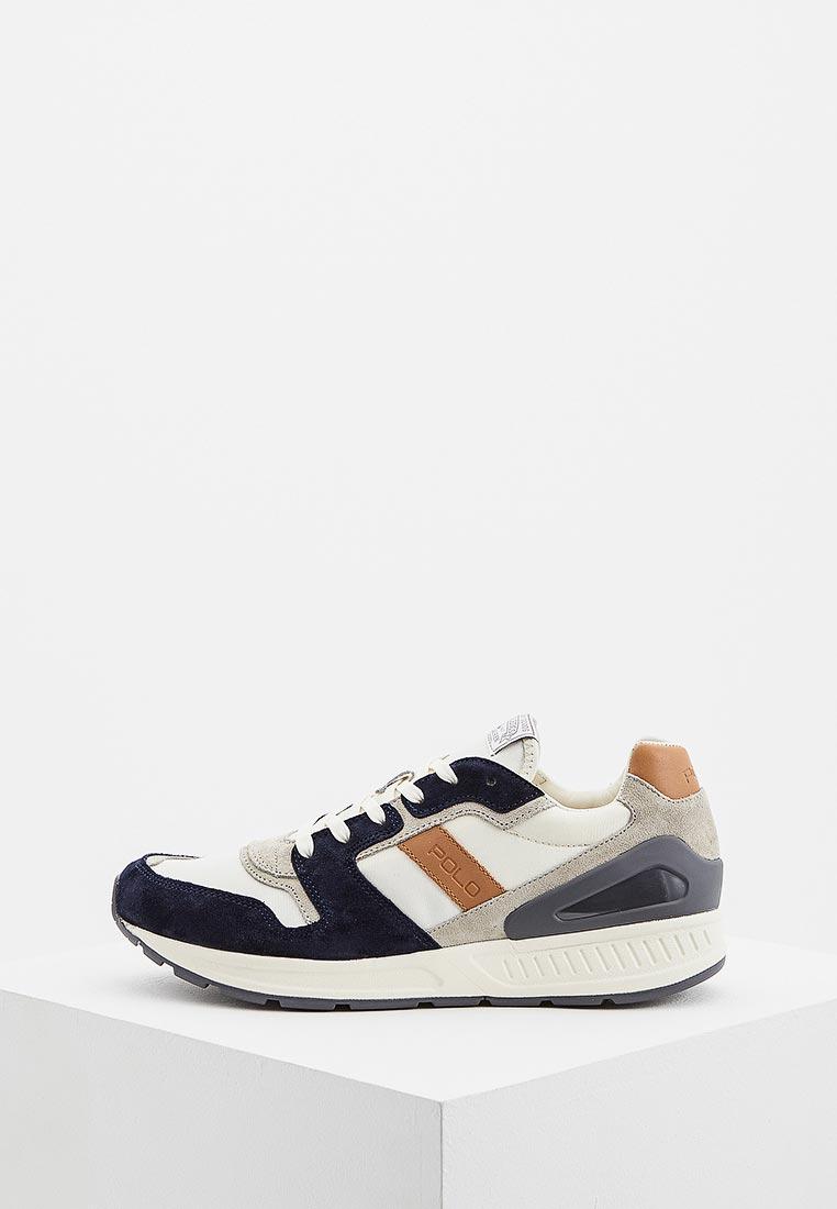 Мужские кроссовки Polo Ralph Lauren (Поло Ральф Лорен) 809710298001