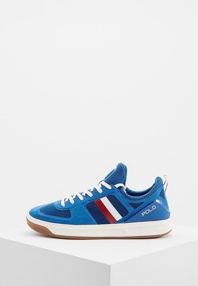 Мужские кроссовки Polo Ralph Lauren (Поло Ральф Лорен) 809711474001